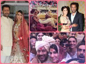 Inside Pics Of Abhishek Kapoor-Pragya Yadav's Wedding