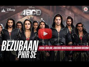 ABCD 2 Latest Song: Varun-Shraddha Look Impressive