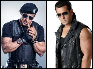 Sylvester Stallone Wants Salman Khan In The Expendables 4