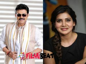 Venkatesh And Samantha To Star In Piku Remake?