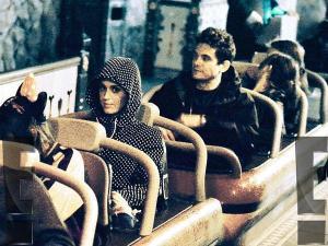 BACK ON: Katy Perry & John Mayer Go On Disneyland Date