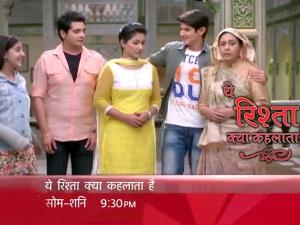YRKKH: Naksh Asks Akshara To Leave Home; Shocks Bhabhi Maa!