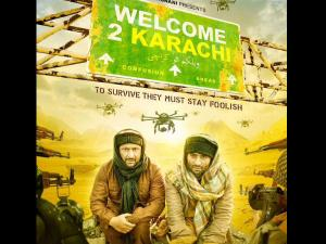 Welcome To Karachi Movie Review