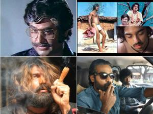 Tamil Heroes Who Have Tried Wacky Roles!