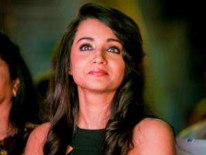 Trisha Finally Opens Up About Her Break Up