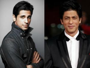 Sidharth Malhotra Learns Romance From Shahrukh