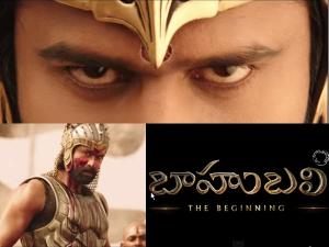 WHOA! Baahubali First Ever Teaser Creates Sensation
