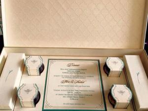 FIRST LOOK: Shahid Kapoor-Mira Rajput's Wedding Card Out!