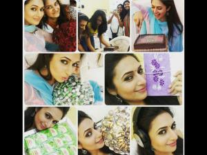 YHM's Divyanka Showered With Love From Fans!