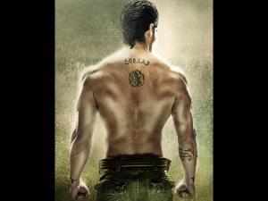 Salman Khan Shares Sooraj Pancholi's Tattoed Look In Hero