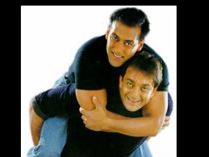Salman Won't Party If Sanjay Dutt Gets Out On Parole