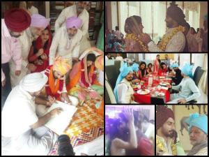 Inside Pics Of Shahid Kapoor-Mira Rajput Wedding