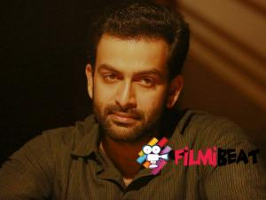 Prithviraj Back In Twitter
