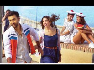 Tamasha First Look Revealed: Ranbir-Deepika Get Romantic