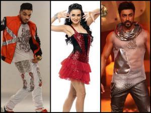 Jhalak.. 8 Elimination: Ashish, Sanaya, Raftar In Danger