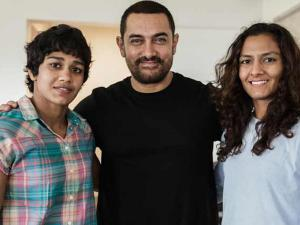 Aamir Khan's Special Preparation For Dangal!