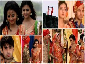 Swaragini:Swara Missing;Ragini Blames Sanskar,Marries Lucky!