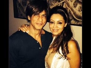Wow! This Is What Shahrukh Khan Wants To Do For Wife Gauri