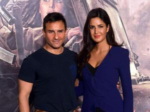 Saif Ali Khan Talks About Katrina Kaif's Marriage