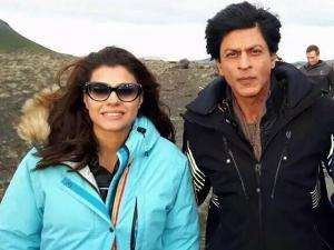 Don't Miss:SRK And Kajol's Unseen Pictures From Dilwale Sets
