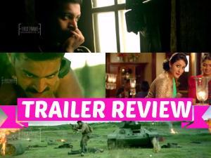 Kanche Trailer Talk: Promising Trailer From Krish