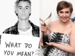 Is Justin Bieber Promoting Rape Culture? Lena Dunham Slams