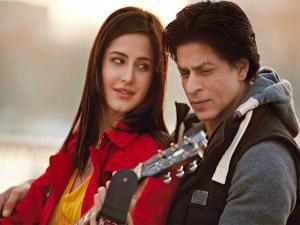 Wow! Shahrukh Khan And Katrina Kaif To Work Together Again