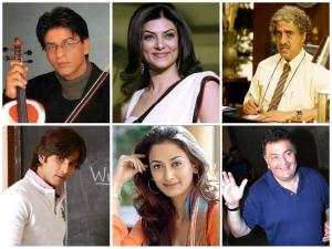 From SRK To Shahid, Amazing On-Screen Teachers Of B'wood!