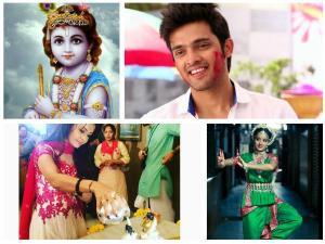 Parth, Karishma, Arjun… Wish Happy Krishna Janmashtami