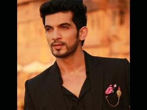 Arjun Bijlani Shoots For Naagin In Rajasthan - PICS