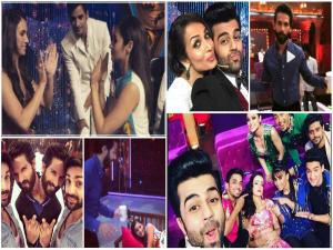 JDJ 8 Finale: Shahid, Alia, Manish's Masti On The Sets-PICS