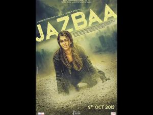 Jazbaa First Day (Friday) Box Office Collections