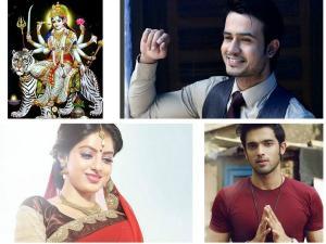 Parth, Upen, Arjun, Deepika… Wish Happy Navratri