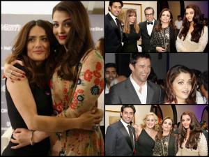 Rare Pics Of Aishwarya Rai Getting Cozy With Hollywood Stars