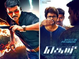 REVEALED: Theri First Look Posters