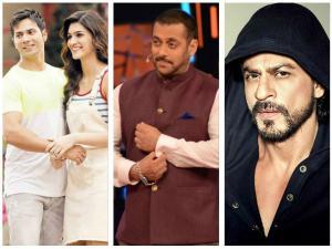 Prior To SRK, Varun-Kriti To Promote Dilwale On Sallu's BB 9