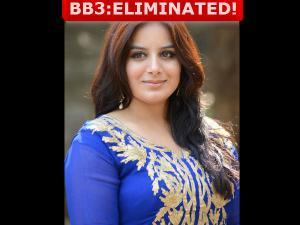 BIGG BOSS 3: Pooja Gandhi Gets Eliminated (Week 5)