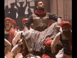 WATCH: Bajirao Mastani's New Song, 'Malhari'