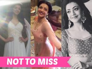 ANGELIC! Kajal Aggarwal's Gorgeous Pictures From Sardaar