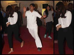 SPOTTED: Aishwarya Rai Shooting New L'Oreal Advertisement