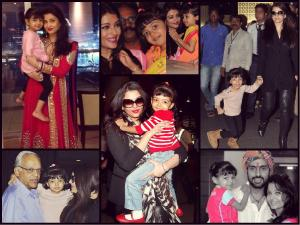 Have You Seen These Smiling Pictures Of Aaradhya?