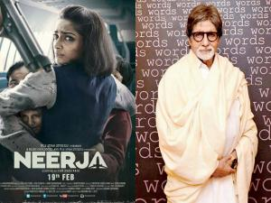 REALLY! Big B Said This About Sonam's Neerja!