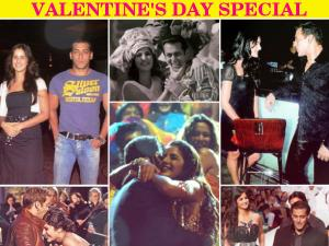 PIX: UNSEEN ROMANTIC Moments Of Ex Lovers Salman & Katrina!