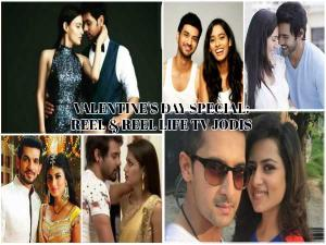 Valentine's Day Spl: Reel & Real Life Jodis Of TV Industry