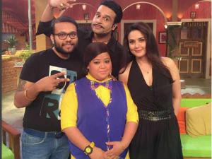 Preity Makes Her First On-screen Appearance Post Marriage!