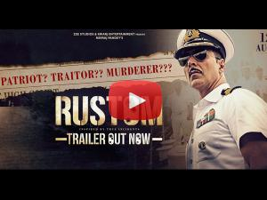 Rustom Trailer: Akshay & Ileana's Movie Is Gripping!