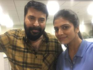 Malavika Mohanan Joins Mammootty's The Great Father