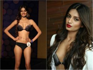Red Hot Pictures Of Munna Michael Actress Nidhhi Agerwal!