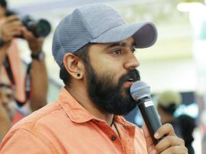 This Is Nivin Pauly's Gift To His Little Daughter!