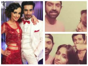 Barun Supports Sanaya & Mohit For Nach Baliye 8!